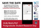 postgraduate student research day